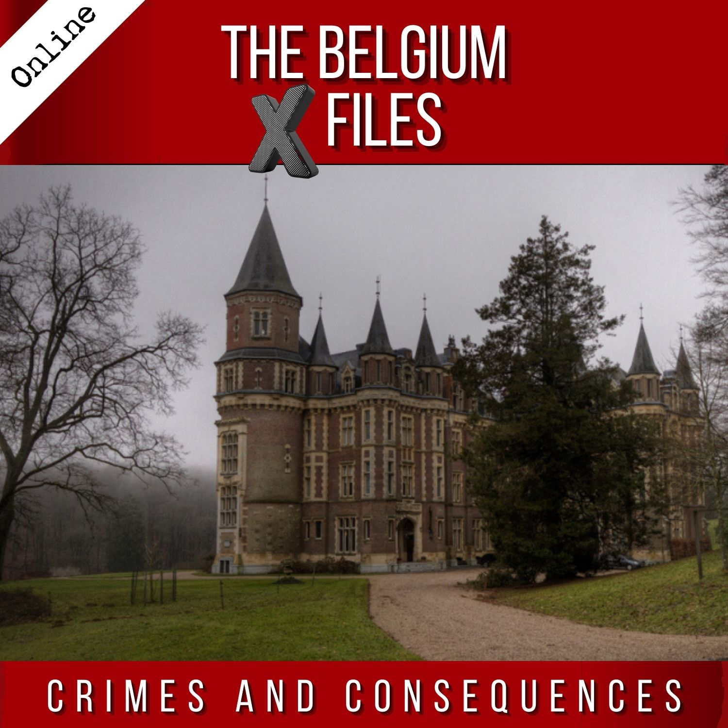 The Belgium X-Files